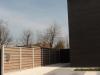 Siergrind in combinatie met betonklinkers